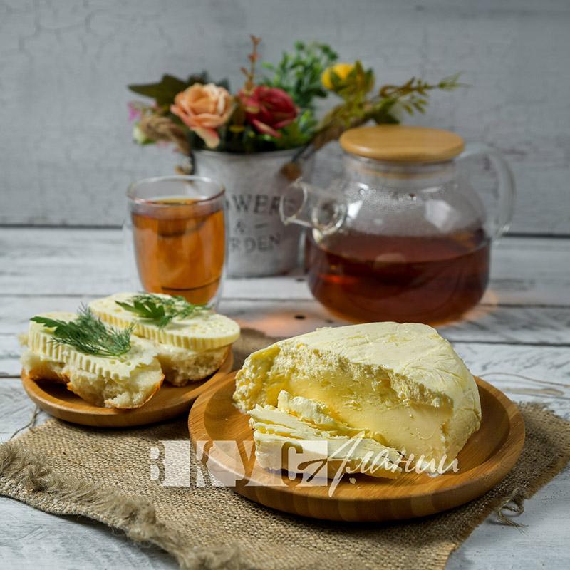 Масло Осетии сливочное весовое
