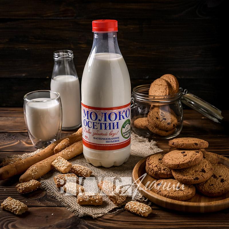 Молоко Осетии 3,2% 900 гр