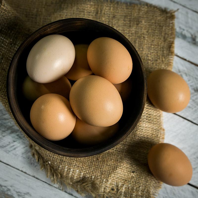 Яйцо фермерское 10 шт.