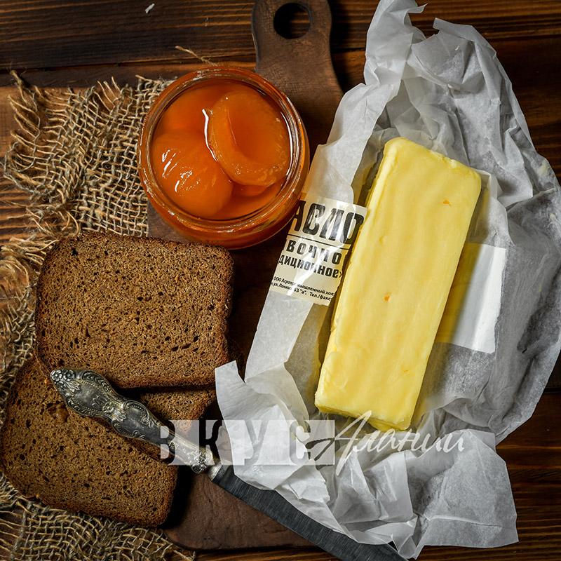 Масло сливочное 82% 250 г.