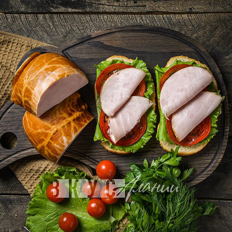 """Ветчина для """"завтрака"""", Деликат (500 г.)"""