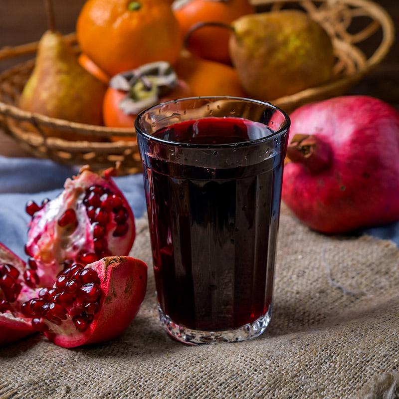 Гранатовый сок при гипотонии - Справочник болезней