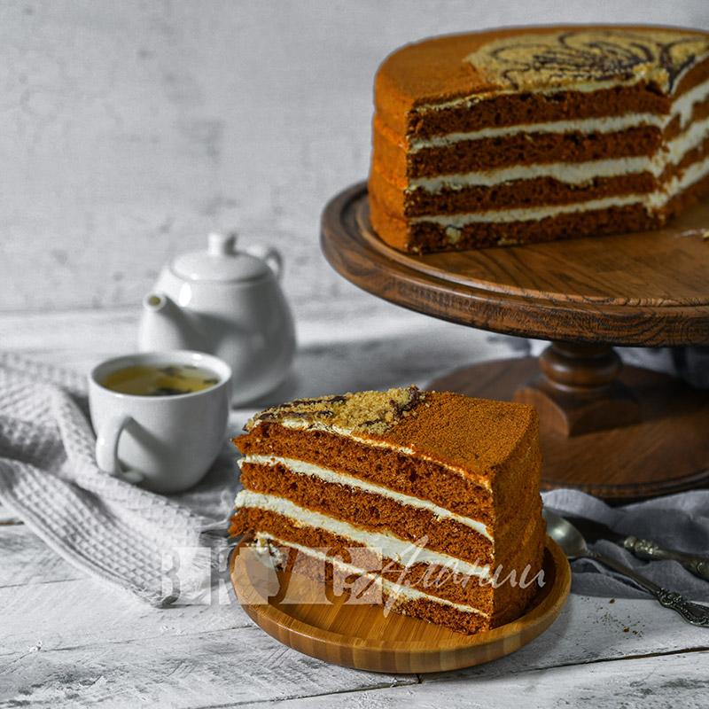 """Торт Медовик """"Макоевский"""""""