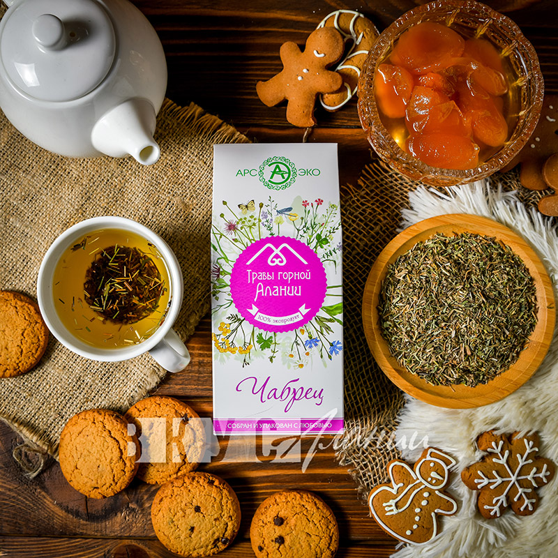 Травы горной Алании «Чабрец», чай