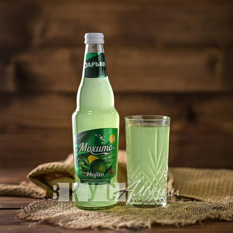 "Газированный напиток ""Мохито"", Дарьял"