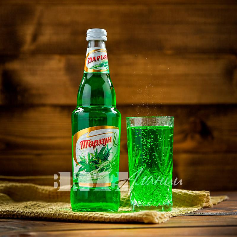 """Газированный напиток """"Тархун"""", Дарьял"""