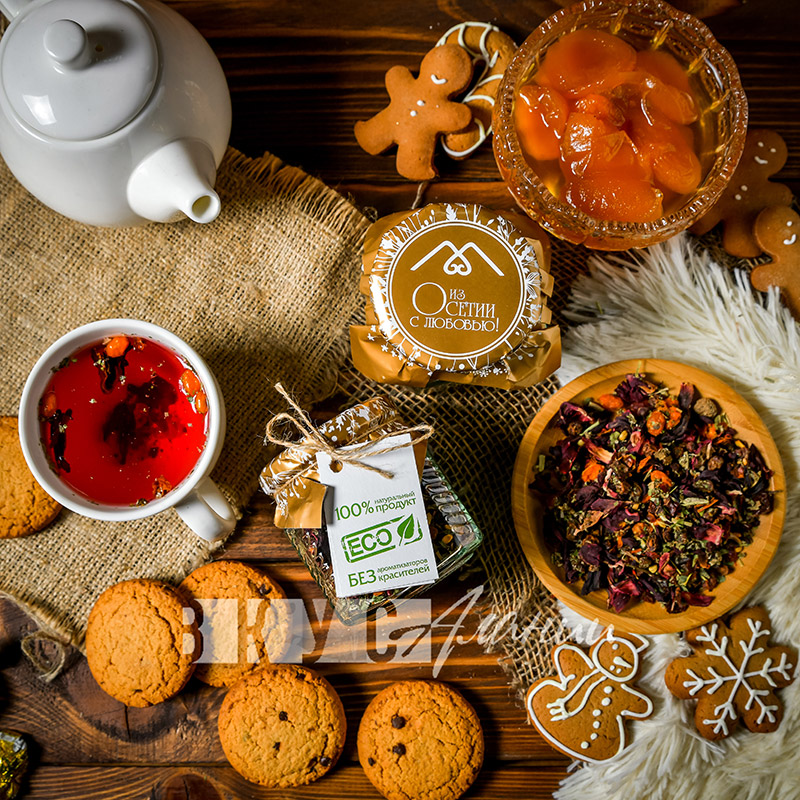 Напиток чайный «Ягодный»