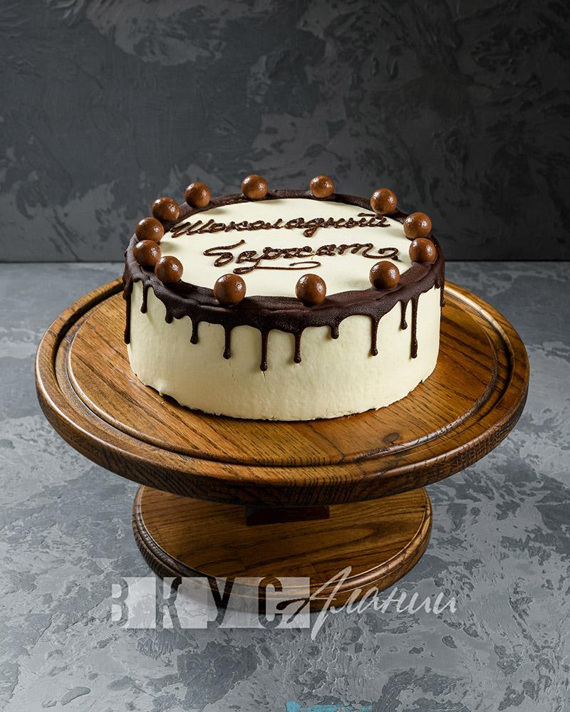 "Торт ""Шоколадный бархат"", Ника (под заказ)"