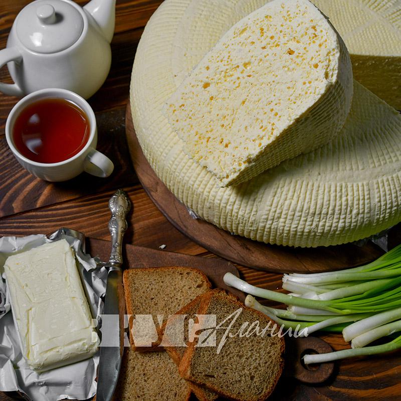 """Сыр осетинский """"Выдержанный"""""""