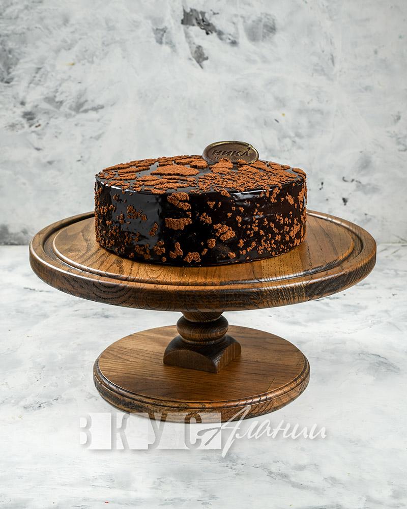 Торт «Чёрное танго», Ника (под заказ)
