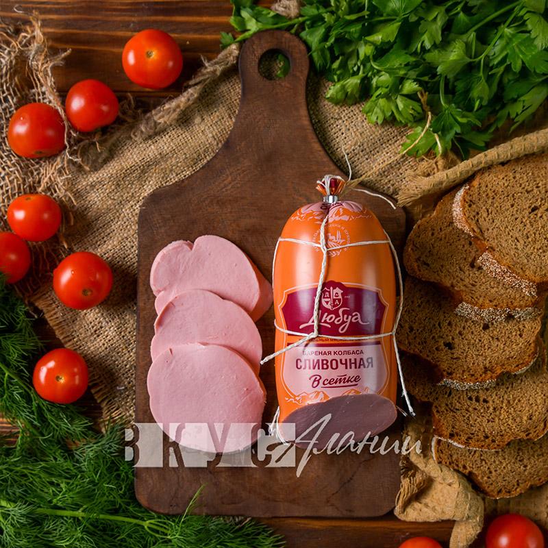 Колбаса вареная «Сливочная», Дюбуа, 500 гр