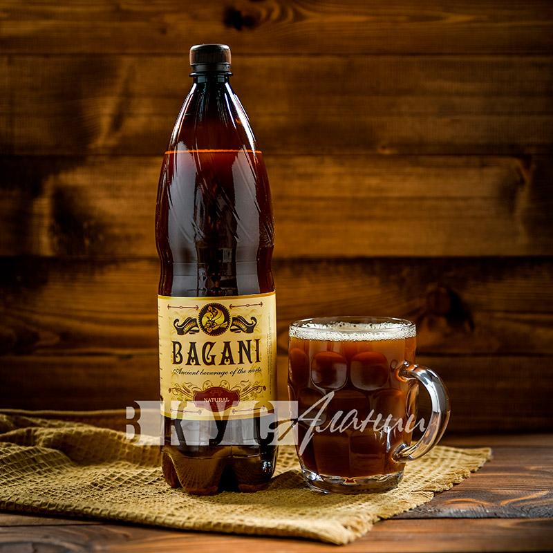 Осетинское пиво «Багани»